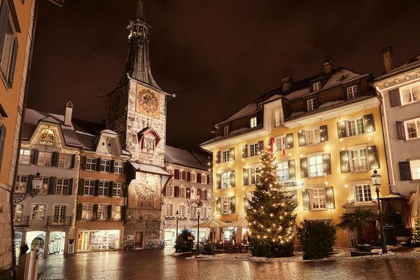 Christmark Marktplatz