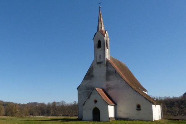 St. Laurentius Kirche in Zell bei Soyen