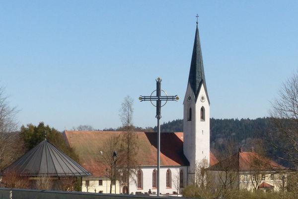 Kirche St. Peter in Rieden bei Soyen