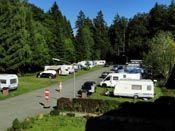 Camping am Nationalpark in Alleinlage bei Spiegelau