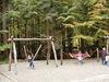 Spielend die Natur erleben im Waldspielgelände in Spiegelau