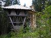 Mit WaldZeit zum Baumhaus im Wildniscamp am Falkenstein