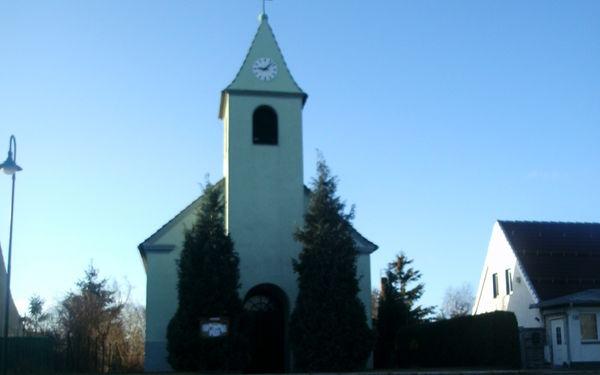 Honigkirche, Foto: Heiko Volkmann