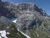 Verlauf Familien-Klettersteig Partnunblick (unterer Sektor) und Klettersteig Partnunblick (oberer Sektor)