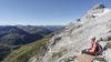 Klettersteig Partnunblick mit Sulzfluh