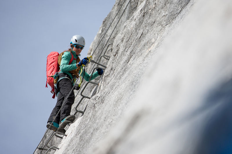 Klettersteig Map : Klettersteig sulzfluh st antönien