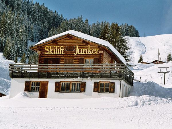 Skilift Junker, St. Antönien
