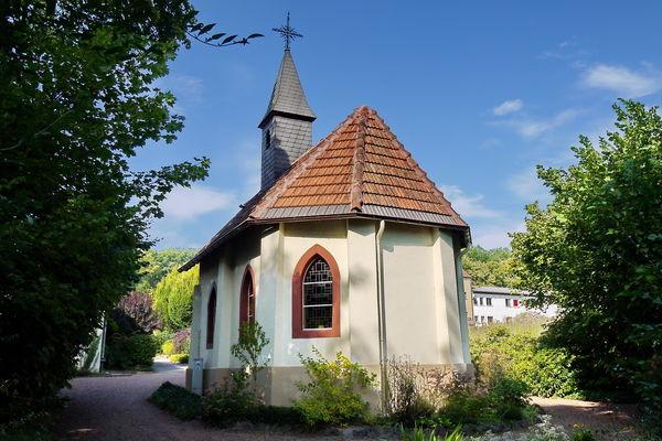 Geistkircher Kapelle Rückseite