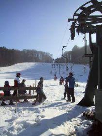 Skilift Beiwald St. Johann