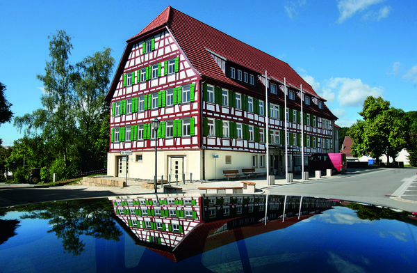 Rathaus in St. Johann-Würtingen