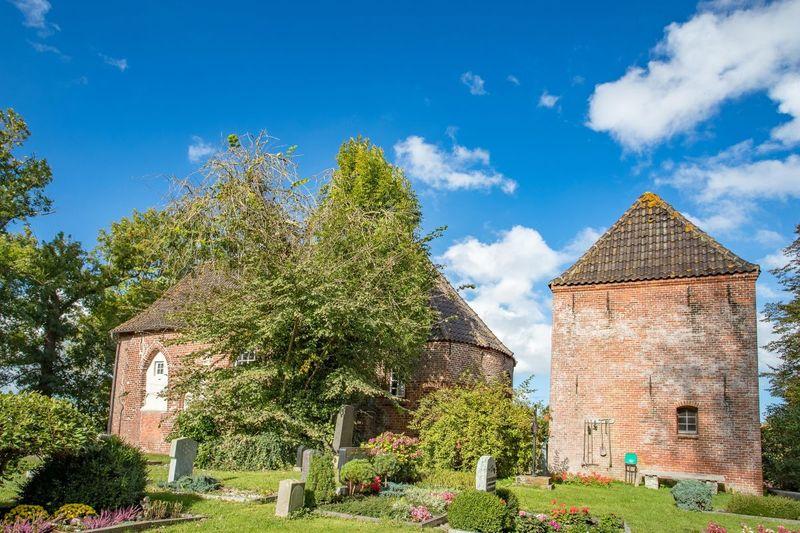 St. Jodocus Kirche in St. Joost
