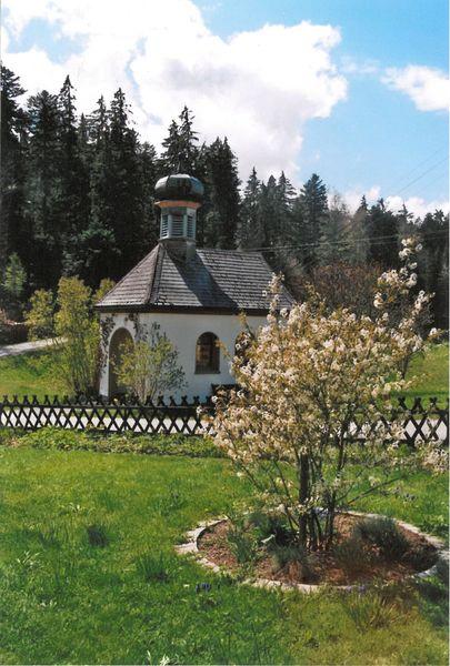 Kapelle beim Klausen