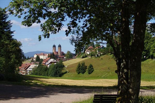 Klosterdorf St. Märgen