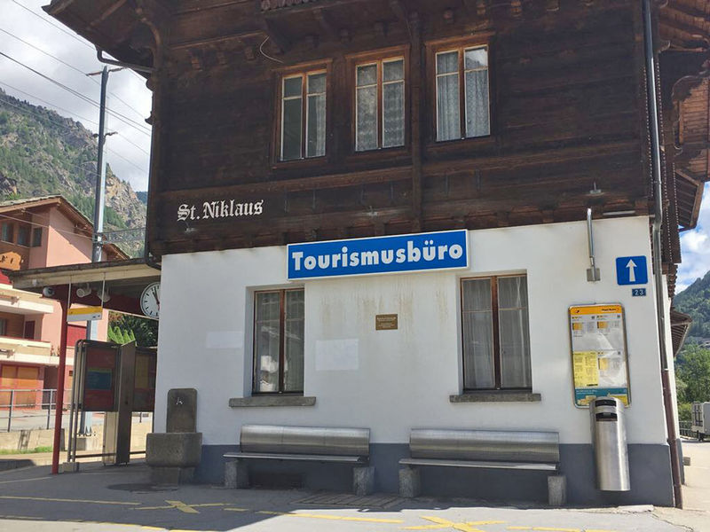 Tourist Office St. Niklaus