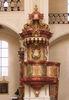 Seitenkanzel Kloster- und Pfarrkirche
