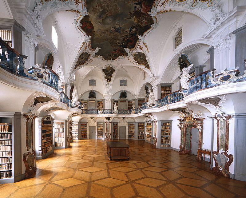 Rokoko-Bibliothek