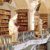 Auszug Rokoko-Bibliothek Kloster St. Peter