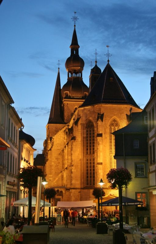 Wendalinusbasilika in St. Wendel