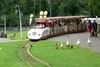 Bahn im Deutsch Französischen Garten Saarbrücken