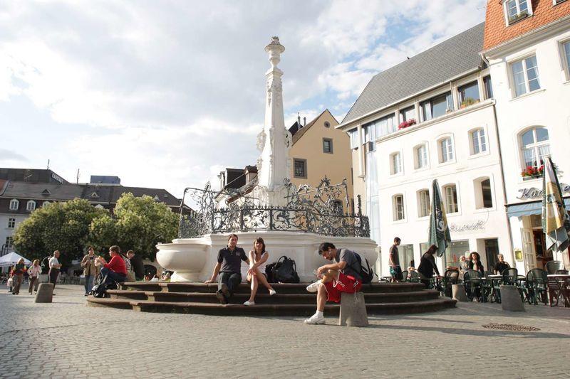 St. Johanner Markt