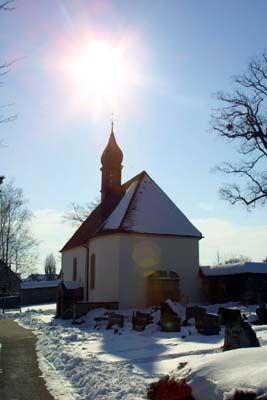 Friedhofskapelle Wachendorf