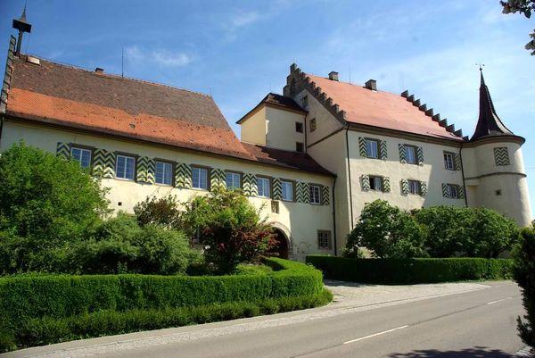 Starzach_Schloss Wachendorf