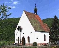 Die Schneekapelle wurde Ende des 15. Jahrhunderts erbaut