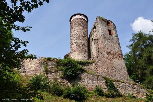 Burgruine Hallenburg