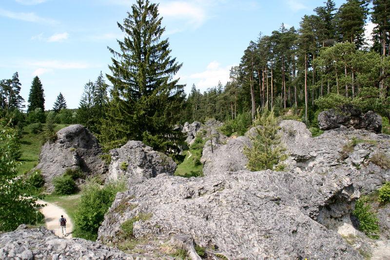 Im Felsenmeer