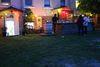Altes Amtshaus Steinhöfel - Tresen im Garten, Foto: Gabriela Behnke