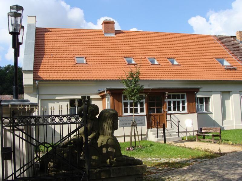 Schlossremise Steinhöfel