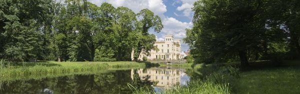 Schloss Steinhöfel, Foto: TMB/Steffen Lehmann