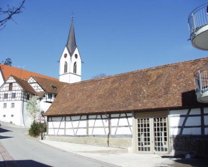 Herrentorkel in Steißlingen