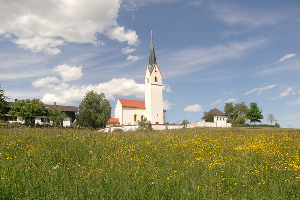 Wallfahrtskirche St. Leonhard