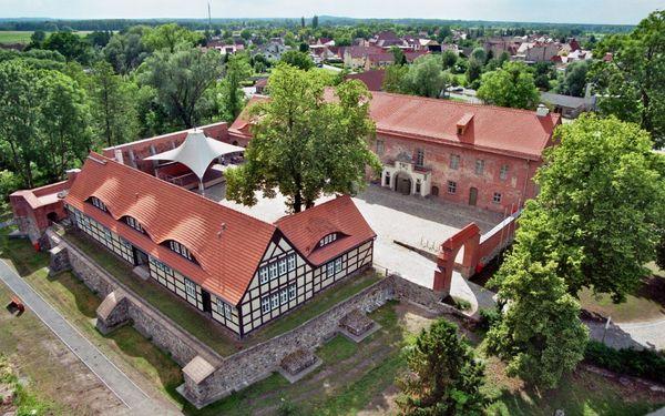 Burg Storkow - Luftaufnahme, Foto: André Emmerich, Foto: André Emmerich