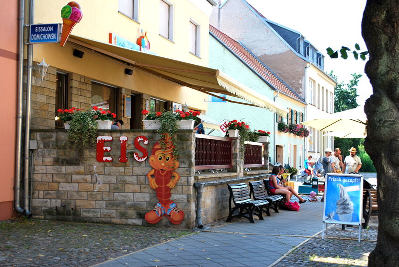 Altstadtcafé  Domichowski, Foto: Tourismusverein Scharmützelsee e.V., Morgenstern