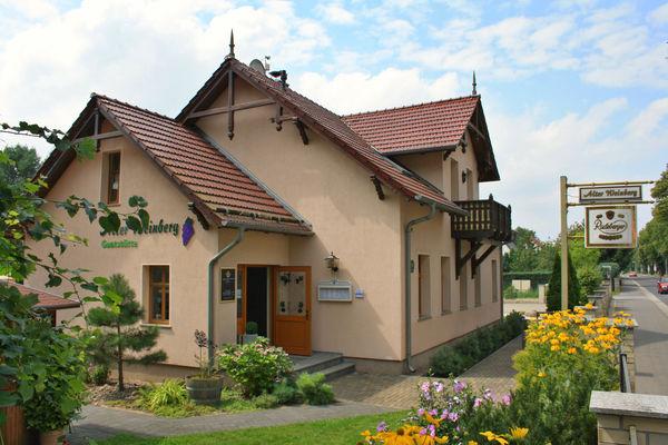 Restaurant Alter Weinberg in Storkow, Foto: Andreas Neidhardt