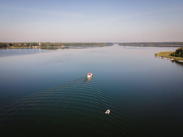 Großer Storkower See, Foto: Seenland Oder-Spree/Christoph Creuzburg