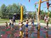 Spraypark im Sommer, Foto: Evelin Beier