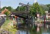 Klappbrücke Storkow, Foto: Florian Läufer
