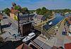 Die Storkower Zugbrücke, Foto: Stadt Storkow