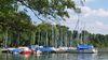 Der Storkower Seglerhafen, Foto: Stadt Storkow