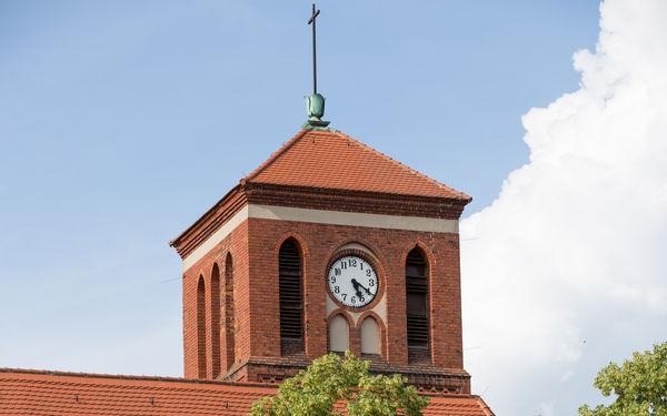 Storkower Stadtkirche, Foto: Florian Läufer