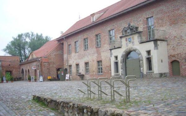 Tourist-Information auf der Burg Storkow (Mark), Foto: TAB