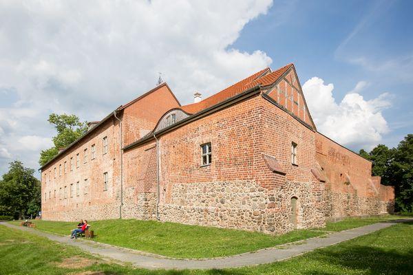 Tourist-Information auf der Burg Storkow (Mark), Foto: TAB, Foto: TAB