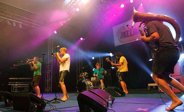 Bluetone - das Festival an der Donau gehört zu den Sommer-Highlights in Straubing