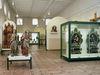 Statuen und sakrale Kunst aus der Römerzeit im Gäubodenmuseum in Straubing