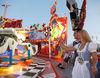 Unzählige Fahrgeschäfte warten auf dem Gäubodenvolksfest in Straubing
