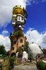 Der Kuchlbauer-Turm in Abensberg