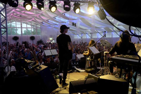 Das Rivertone Festival in Straubing